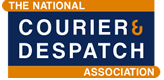 We are part of the National Courier and Dispatch Association